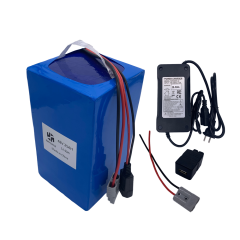 48V25AH LI-Ion BATTERY (WITH 4A CHARGER)