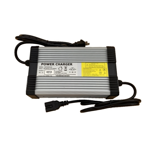72V 5A CHARGER FOR 72V Li-ION Battery INPUT 100-240V